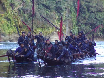 War Party on the Whanganui River