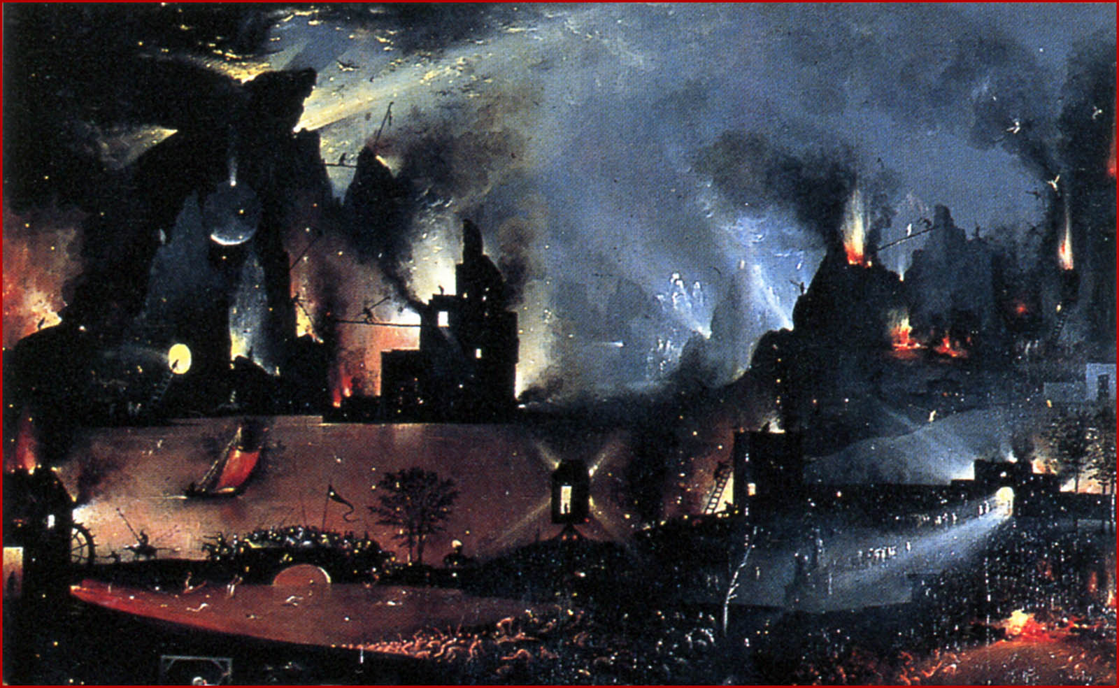 bosch burning city in garden of delights belting_WEB
